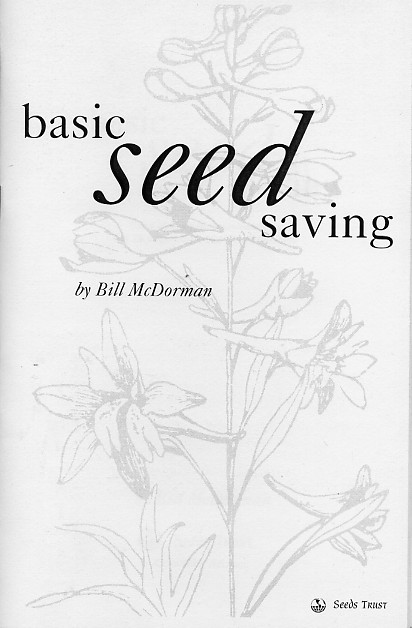 Basic Seed Saving